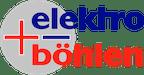 Logo von elektro böhlen ag