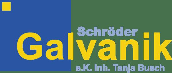 Logo von Schröder Galvanik e.K. Inh. Tanja Busch