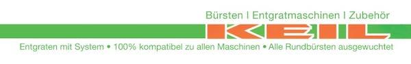 Logo von Michael Keil Bürsten + Entgratmaschinen