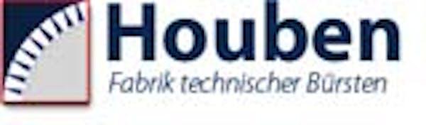 Logo von Houben GmbH Fabrik technischer Bürsten