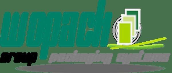 Logo von WOPACK VERPACKUNGEN und VERPACKUNGSMASCHINEN