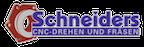 Logo von Schneiders CNC Drehen u. Fräsen