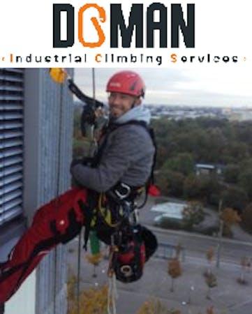 Logo von Doman-Industrial Climbing Services Inh. Pawel Doman