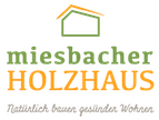 Logo von Miesbacher Holzhaus GmbH