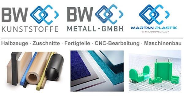 Logo von BW Kunststoffe e.K.