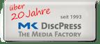 Logo von CD / DVD Herstellung MK DiscPress GmbH