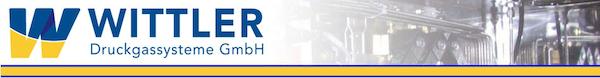 Logo von Druckgassysteme Wittler GmbH