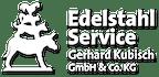 Logo von Edelstahl Service Gerhard Kubisch GmbH & Co. KG