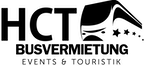 Logo von HCT Busvermietung GmbH
