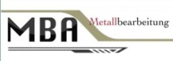 Logo von MBA-Metal Schleiferei Metallbearbeitung