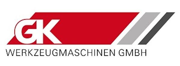 Logo von GK Werkzeugmaschinen GmbH
