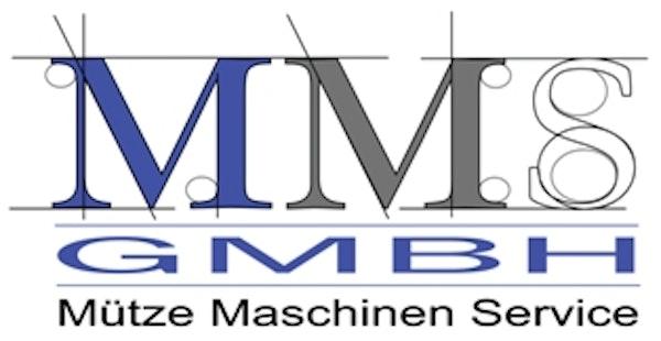 Logo von MMS GmbH, Mütze Maschinen Service