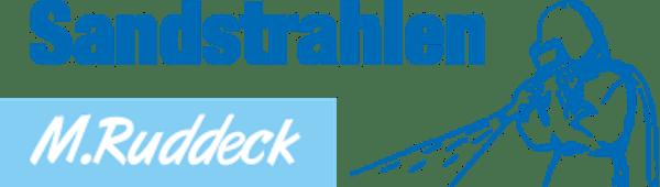 Logo von Sandstrahlen M. Ruddeck