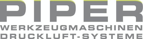 Logo von Piper Werkzeugmaschinen GmbH