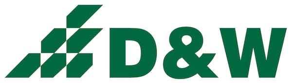 Logo von D&W Sondermaschinen- und Vorrichtungsbau GmbH