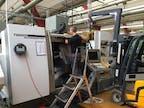 Gildemeister Twin 42 Wartungsarbeiten