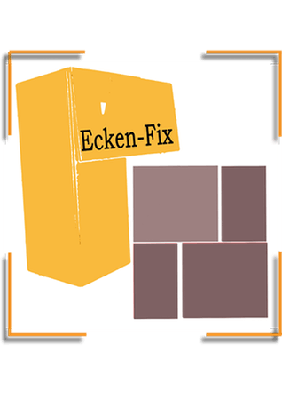 Logo von Ecken-Fix UG (haftungsbeschränkt)