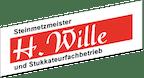 Logo von Steinmetz- und Stukkateur Fachbetrieb H. Wille GmbH & Co. KG