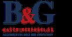 Logo von B & G Maschinenhandelsgesellschaft mbH