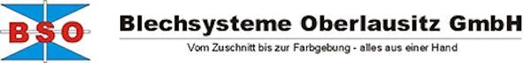 Logo von BSO - Blechsysteme Oberlausitz GmbH
