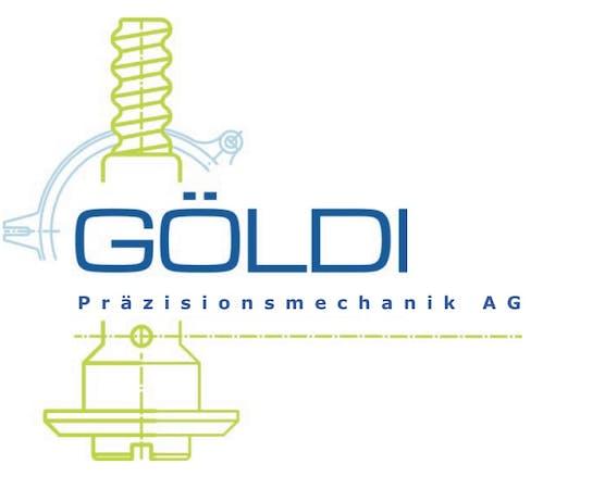 Logo von Göldi Präzisionsmechanik AG