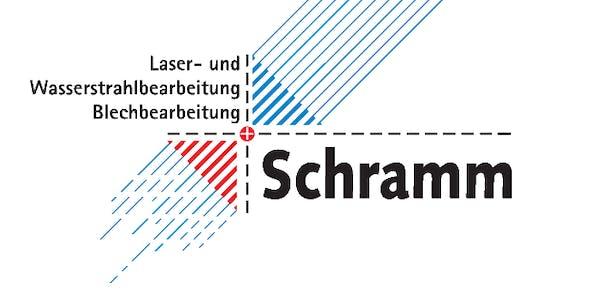 Logo von Schramm - Laser- und Wasserstrahlbearbeitung