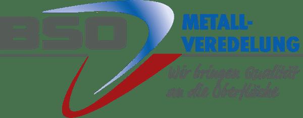 Logo von BSO Metallveredelung GmbH