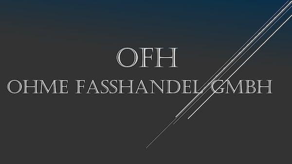 Logo von Ohme Fasshandel GmbH