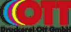 Logo von Druckerei Ott GmbH