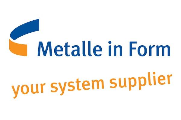 Logo von Metalle in Form Geräteteile GmbH