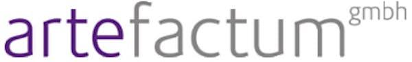 Logo von artefactum gmbh