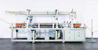 Wellrohr Schlitz- und Umformmaschine