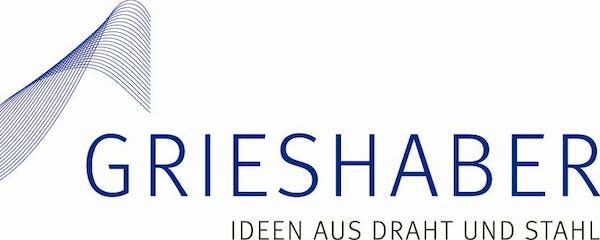 Logo von GRIESHABER Ideen aus Draht und Stahl GmbH