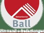 Logo von Ball Zimmerei & Bedachungen