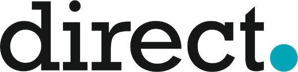 Logo von direct. Gesellschaft für Direktmarketing mbH