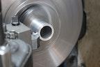CNC-gesteuertes Drehen