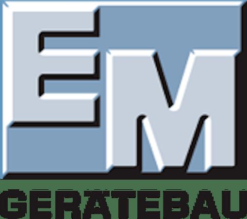Logo von EM Gerätebau GmbH