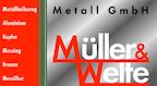 Logo von Müller & Welte Metall GmbH