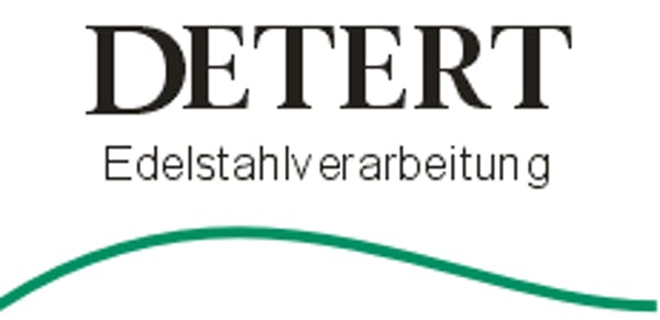 Logo von Detert Edelstahlverarbeitung