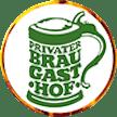 Logo von Private Braugasthöfe Beratungsgesellschaft für Brauereigastronomie mbH