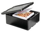 Boxen für Pizzen