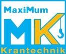 Logo von MaxiMum Krantechnik GmbH