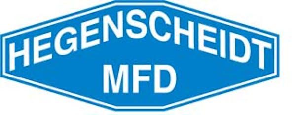 Logo von HEGENSCHEIDT - MFD GmbH