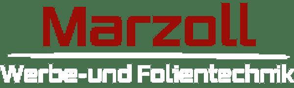 Logo von Marzoll Werbe- & Folientechnik