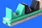 CNC-Frästeil aus Kunststoff