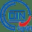 Logo DIN geprüft