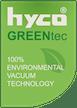 Umweltfreundliche Vakuumtechnologie