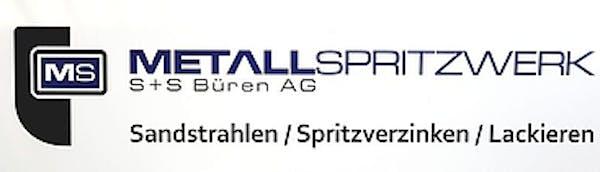 Logo von Metallspritzwerk S & S Büren AG
