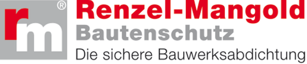 Logo von Renzel-Mangold Bautenschutz e.K.