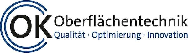 Logo von O.K. Oberflächentechnik GmbH